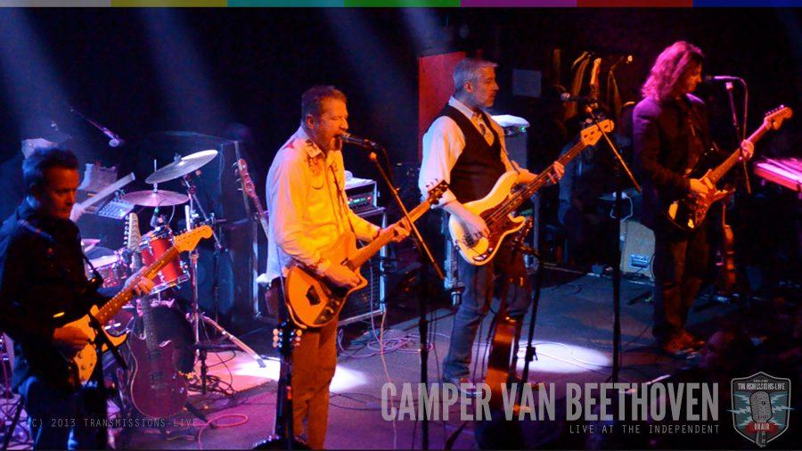 Transmissions-LIVE: Camper Van Beethoven