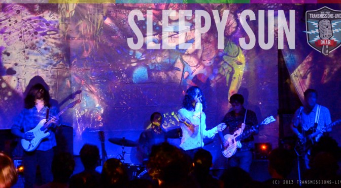 TRANSMISSIONS-LIVE: Sleepy Sun Episode 8 (Preview)
