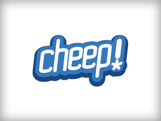 """Logo Design: """"Cheep"""" (blinkx)"""