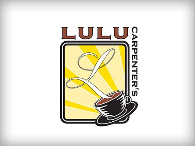 Logo Design: Lulu Carpenter's Cafe