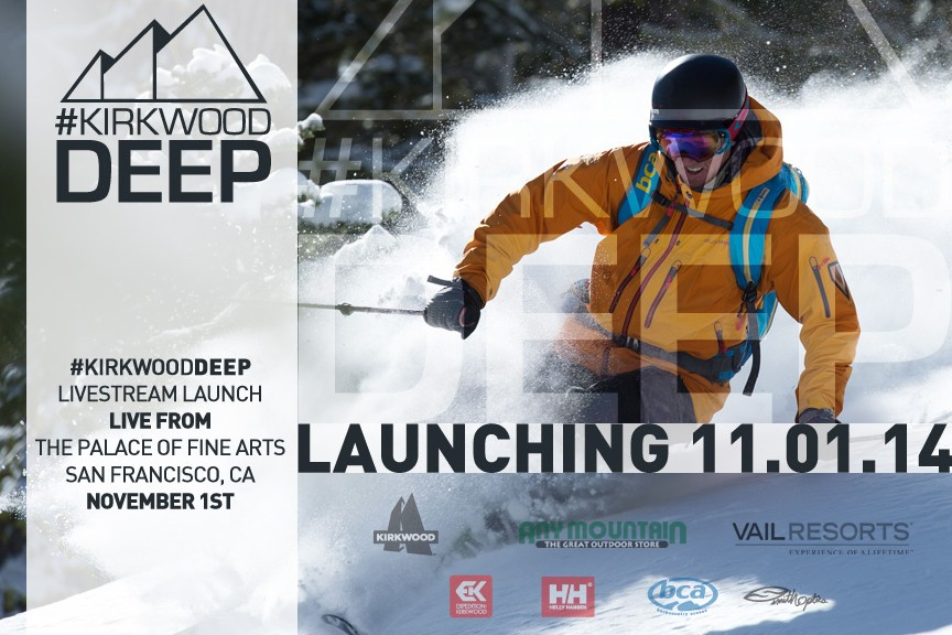 KirkwoodDEEP launch
