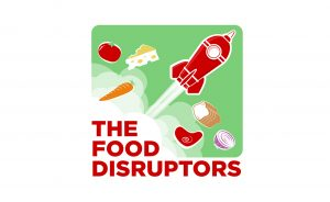 The Food Disruptors Logo